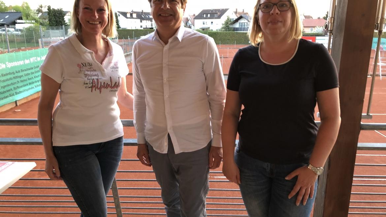 Wechsel im Vorstand des Weißenburger Tennisclubs