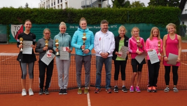 Junior Tennis Cup 2017 – offenes Jugendturnier beim Weißenburger Tennisclub